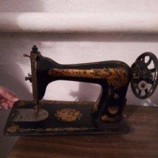 Antigüedades: MAQUINA DE COSER SINGER. CABEZA. Lote 278429543