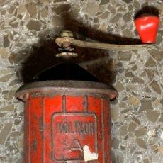 Oggetti Antichi: ANTIGUO MOLINILLO DE CAFÉ MOLIXON A. Lote 233032685