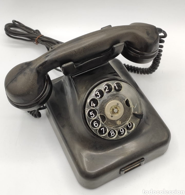 Teléfonos: Teléfono Siemens en baquelita. Vean fotos. - Foto 2 - 233093675