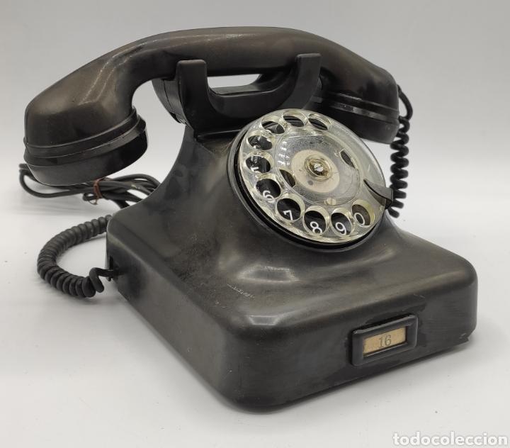 Teléfonos: Teléfono Siemens en baquelita. Vean fotos. - Foto 3 - 233093675
