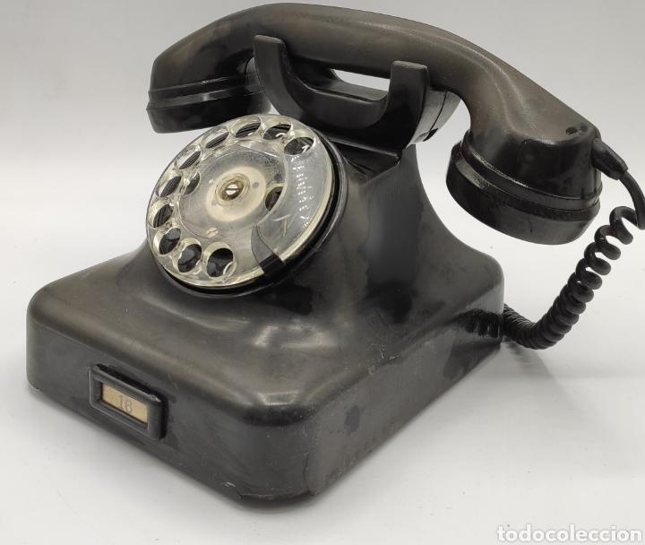 Teléfonos: Teléfono Siemens en baquelita. Vean fotos. - Foto 4 - 233093675
