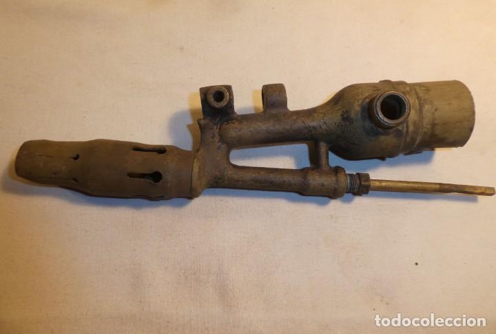CABEZA DE SOPLETE (Antigüedades - Técnicas - Herramientas Profesionales - Mecánica)