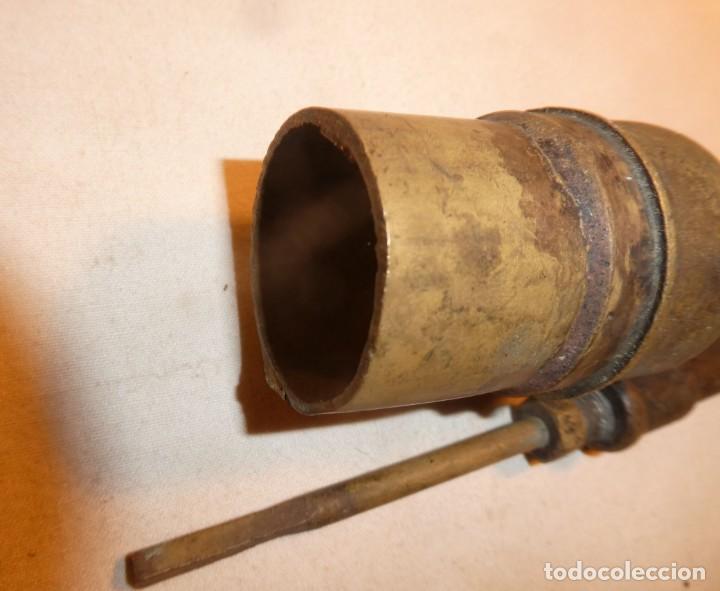 Antigüedades: CABEZA DE SOPLETE - Foto 3 - 233145640