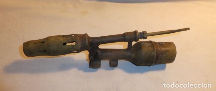 Antigüedades: CABEZA DE SOPLETE - Foto 5 - 233145640