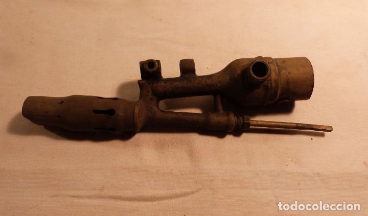 Antigüedades: CABEZA DE SOPLETE - Foto 6 - 233145640