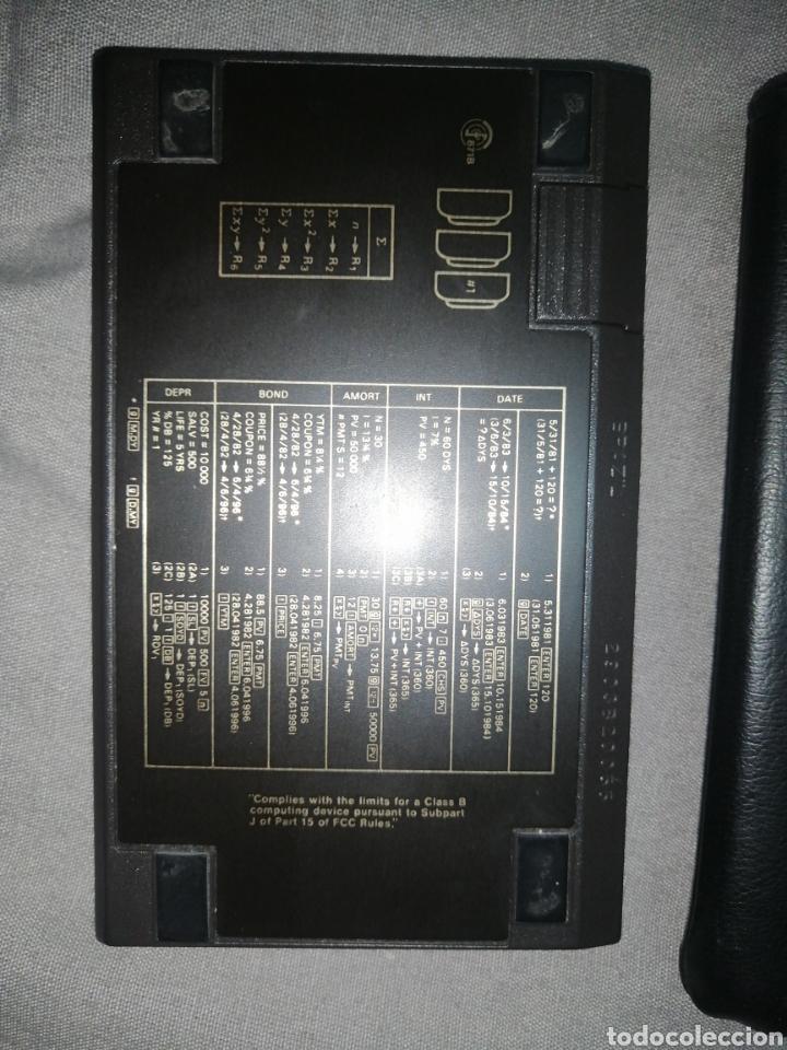 Antigüedades: Calculadora hp 12c - Foto 4 - 233177130