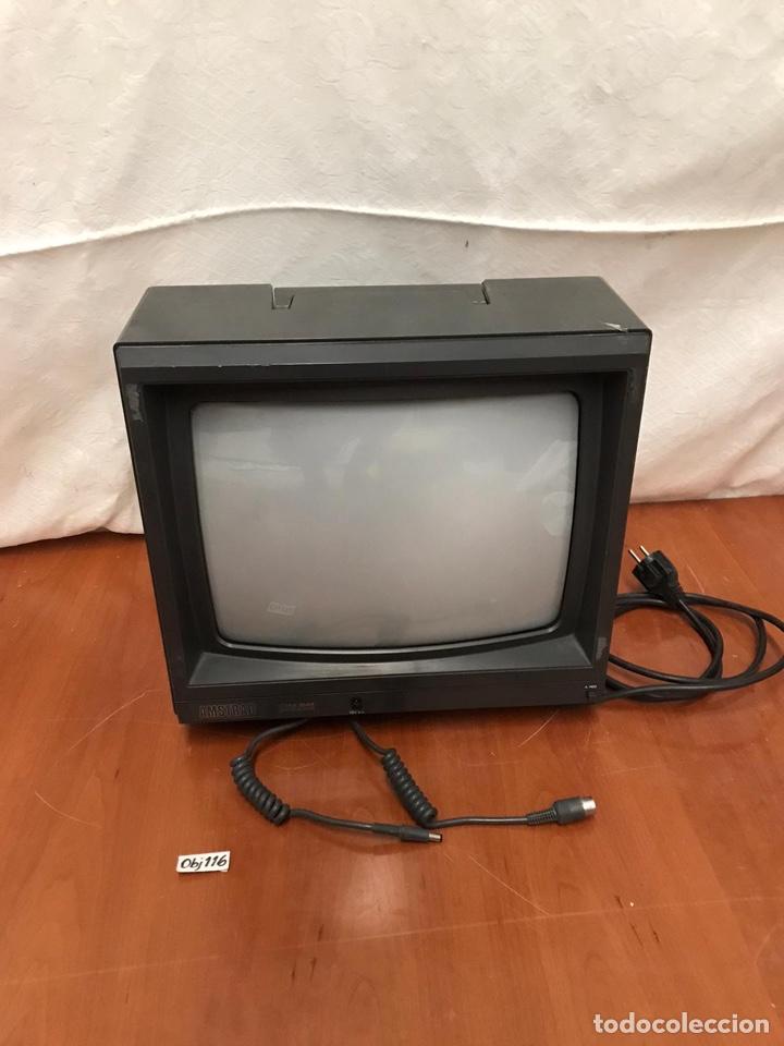 PANTALLA AMSTRAD (Antigüedades - Técnicas - Ordenadores hasta 16 bits (anteriores a 1982))
