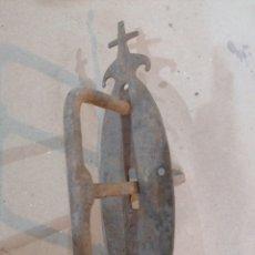 Antigüedades: CIERRE O MANILLA DE PUERTA ANTIGUA. Lote 233477280