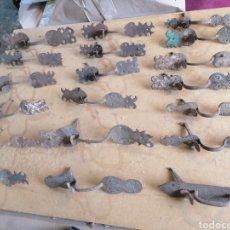 Antigüedades: TIRADORES DE PUERTAS ANTIGUAS. Lote 233482040
