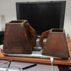 Antiquités: DOS ANTIGUOS ALMUDES. Lote 233643425