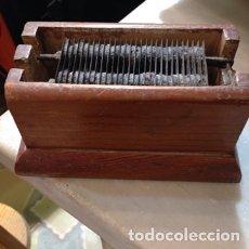 Antigüedades: AFILADOR DE JABÓN DE SASTRE. Lote 233686415