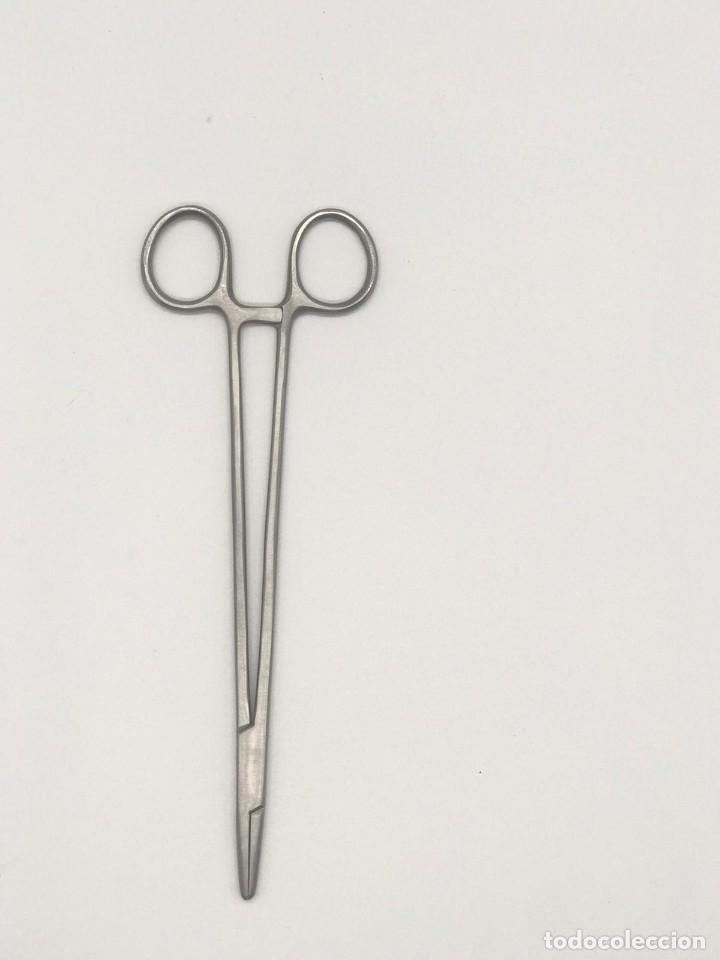 Antigüedades: LOTE DE ANTIGUO INSTRUMENTAL MEDICO - Foto 11 - 234060085