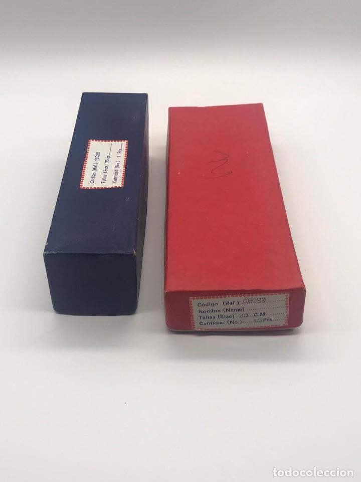 Antigüedades: LOTE DE ANTIGUO INSTRUMENTAL MEDICO - Foto 20 - 234060085