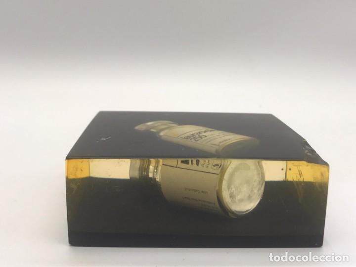 Antigüedades: LOTE DE ANTIGUAS CAJAS / BOTES/ PISA PAPELES DE MEDICAMENTOS - Foto 33 - 234121480