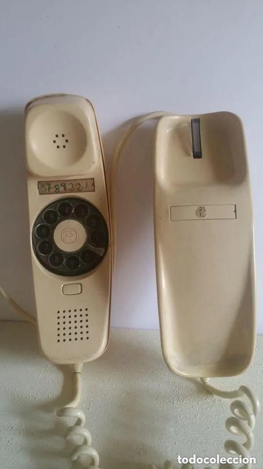Teléfonos: TELEFONO CITESA DE GONDOLA / SOBREMESA / AÑOS 70. - Foto 4 - 234288725