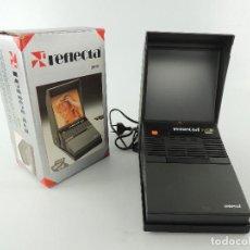 Antigüedades: VISOR DE DIAPOSITIVAS REFLECTA 300 MB EN CAJA ORIGINAL. Lote 234289760