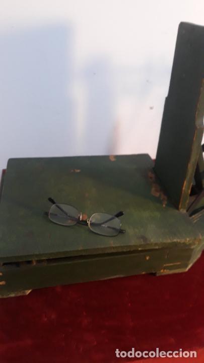 Antigüedades: muy raro peso como los de capazos pero en miniatura - Foto 3 - 234365330