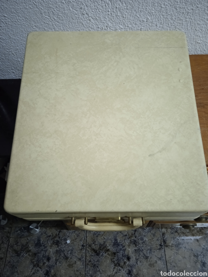 Antigüedades: Maquina de escribir Olivetti Studio de Luxe - Foto 3 - 234536650