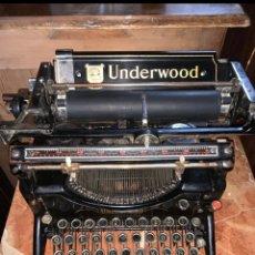 Antigüedades: MÁQUINA DE ESCRIBIR UNDERWOOD STANDARD TYPEWRITER. Lote 234541800