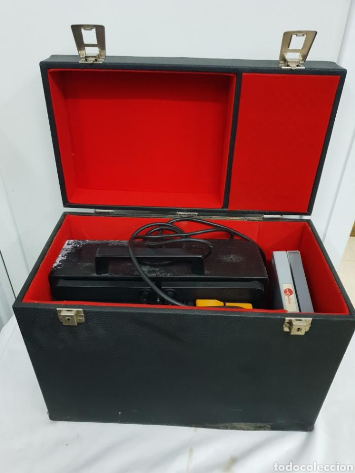 Antigüedades: Proyector sonoro Rainox - Foto 3 - 234567480