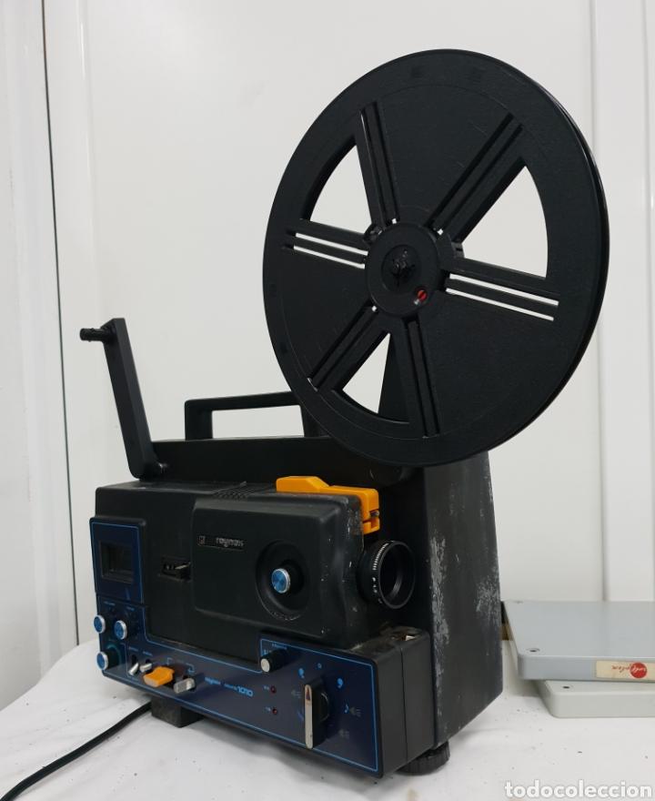 Antigüedades: Proyector sonoro Rainox - Foto 4 - 234567480