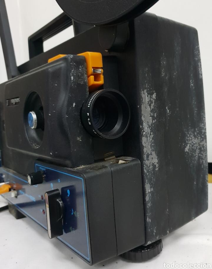 Antigüedades: Proyector sonoro Rainox - Foto 5 - 234567480