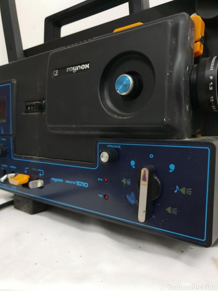 Antigüedades: Proyector sonoro Rainox - Foto 6 - 234567480