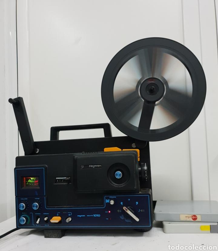 PROYECTOR SONORO RAINOX (Antigüedades - Técnicas - Aparatos de Cine Antiguo - Proyectores Antiguos)