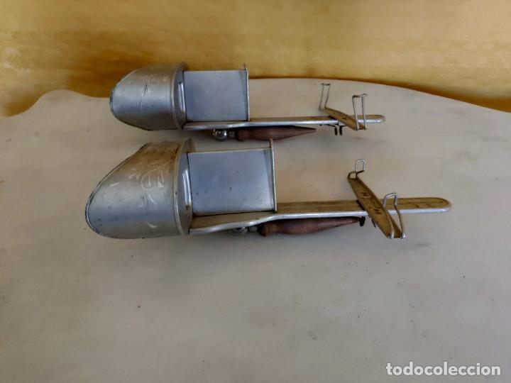 Antigüedades: VISOR TELESCOPICO (2 UNIDADES) XXX 119-B - Foto 8 - 234676635