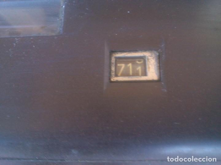 Antigüedades: REGISTRADORA HUGIN KA 14 AÑOS 50S - Foto 8 - 234774905