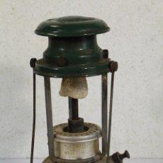 Antigüedades: LAMPARA FAROL APALUX WILLIS BATES ACEITE DE PARAFINA LÁMPARA LINTERNA.-. Lote 268868024