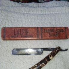 Antigüedades: NAVAJA DE AFEITAR L'ALPIN COLECCIONISTAS. Lote 234893470