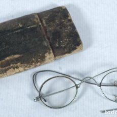 Antigüedades: ANTIGUOS ANTEOJOS QUEVEDO SIGLO XIX. Lote 234971800