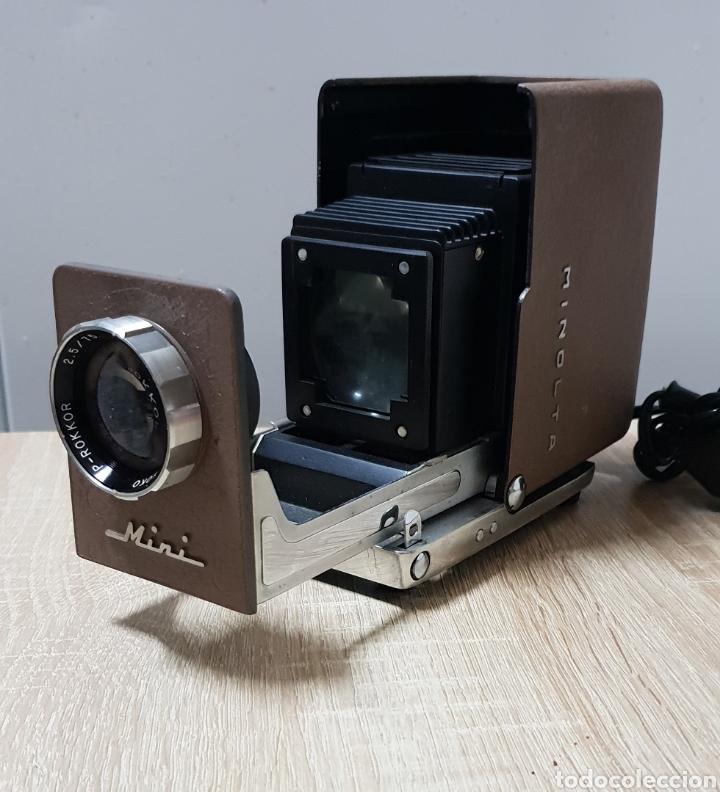 Antigüedades: Proyector Mini Minolta 35 - Foto 7 - 235084185
