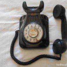 Téléphones: ANTIGUO TELEFONO BAQUELITA TELEFONICA ESPAÑA. Lote 235140945