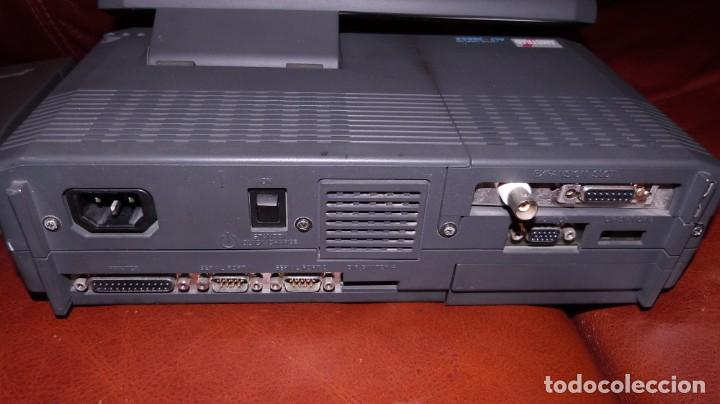 Antigüedades: HEWLETT PACKARD 85-TOSHIBA PORT.SATELLITE 220-PORT-AMSTRAD LAPTOR ALT 386 SX. 3 VETERANOS .VER FOTOS - Foto 21 - 221103402