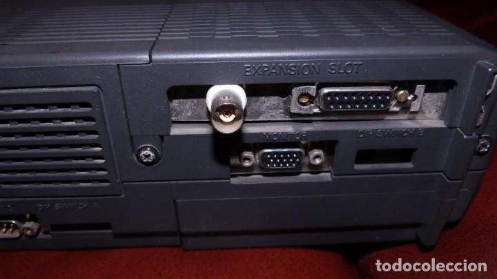 Antigüedades: HEWLETT PACKARD 85-TOSHIBA PORT.SATELLITE 220-PORT-AMSTRAD LAPTOR ALT 386 SX. 3 VETERANOS .VER FOTOS - Foto 23 - 221103402