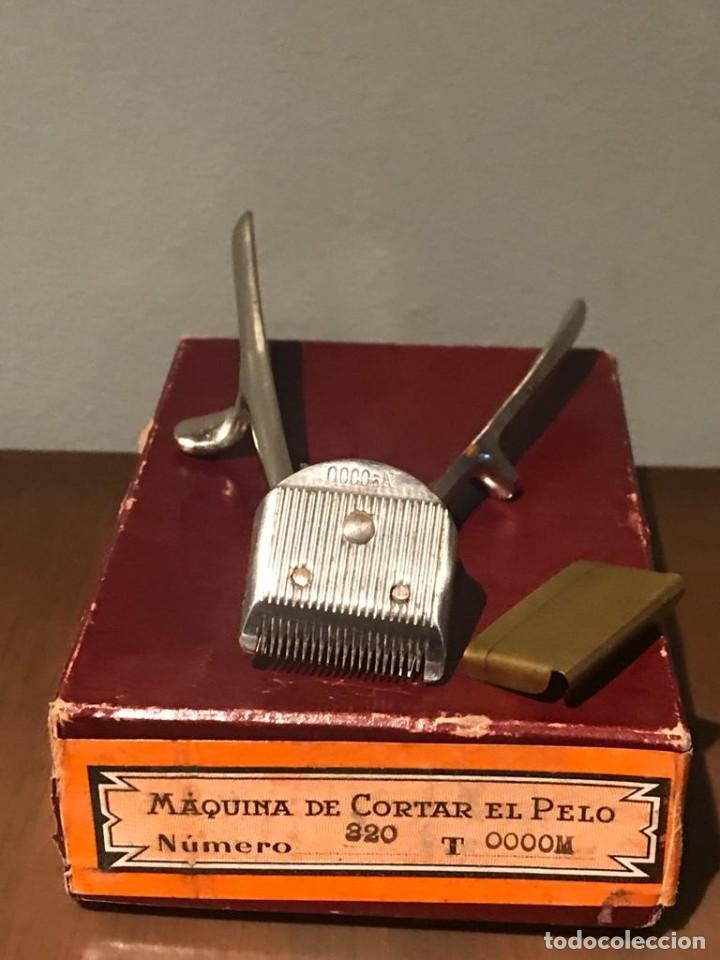 MAQUINILLA DE CORTAR EL PELO KILIMON Nª 320 T 0000M (Antigüedades - Técnicas - Barbería - Maquinillas Antiguas)
