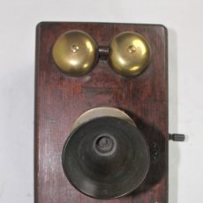 Teléfonos: ANTIGUO TELEFONO DE PARED WESTERN ELECTRIC. Lote 235477260