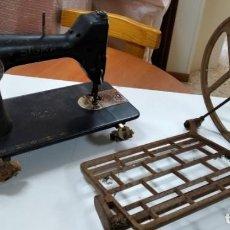 Antigüedades: MAQUINA DE COSER. Lote 235551730