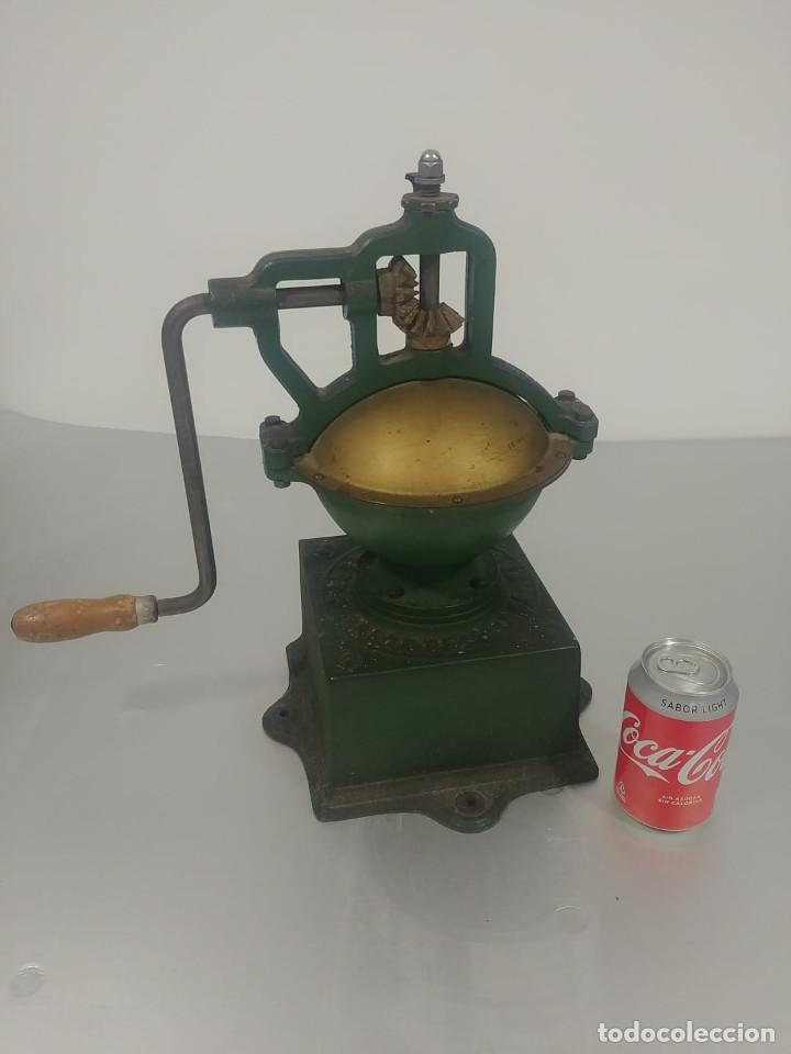 Antigüedades: Molino café Peugeot A2 [Peugeot A2 coffe grinder] - Foto 3 - 235551760