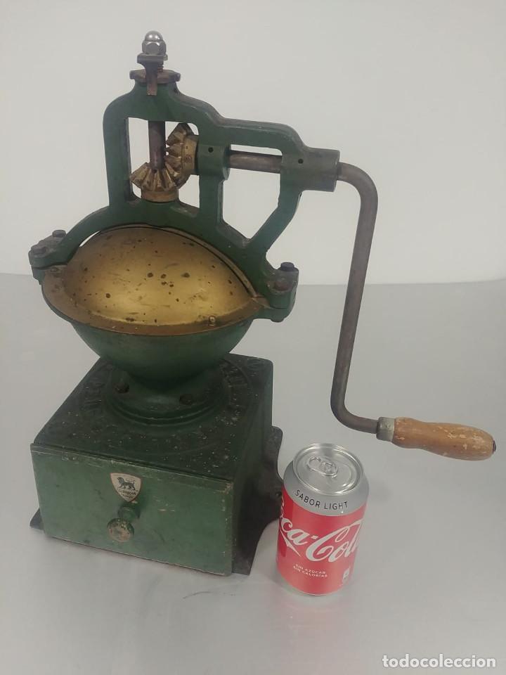 Antigüedades: Molino café Peugeot A2 [Peugeot A2 coffe grinder] - Foto 6 - 235551760
