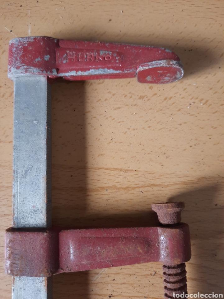 Antigüedades: Antiguo sargento marca Hurko - Foto 2 - 235585610