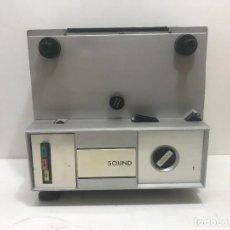 Antigüedades: PROYECTOR DE SUPER 8 SOUND. NO TESTEADO. Lote 235712185