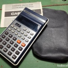 Antigüedades: CALCULADORA CASIO SCIENTIFIC CALCULATOR FX-31. Lote 235789555