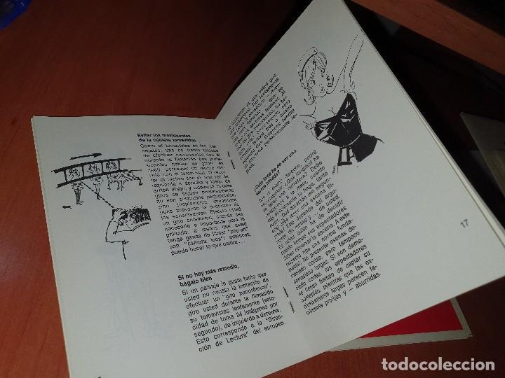 Antigüedades: Eumig, Folletos publicitarios para los cineastas amateur - Foto 2 - 235799045