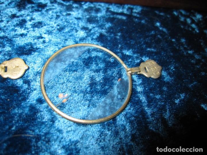 Antigüedades: Maletín 231 lentes optometría optometrista óptica circa 1900 Clausolles Madrid + publicidad 1901 - Foto 36 - 235999790