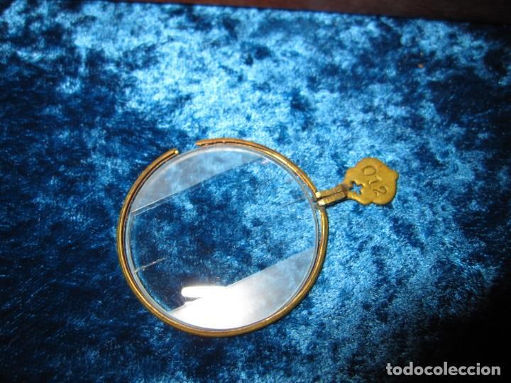 Antigüedades: Maletín 231 lentes optometría optometrista óptica circa 1900 Clausolles Madrid + publicidad 1901 - Foto 39 - 235999790
