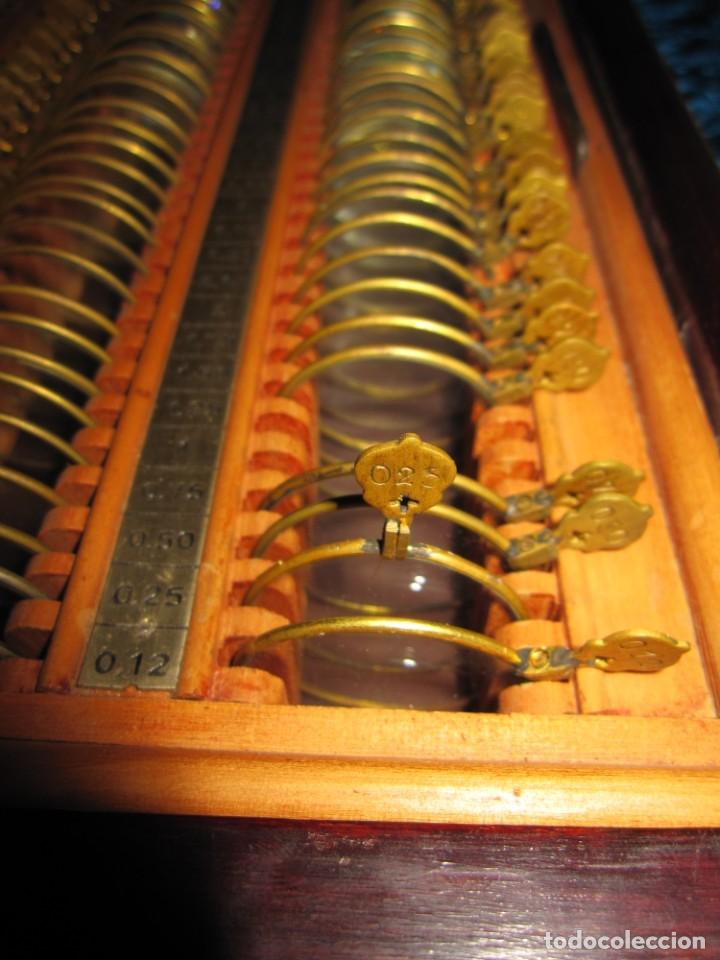Antigüedades: Maletín 231 lentes optometría optometrista óptica circa 1900 Clausolles Madrid + publicidad 1901 - Foto 43 - 235999790