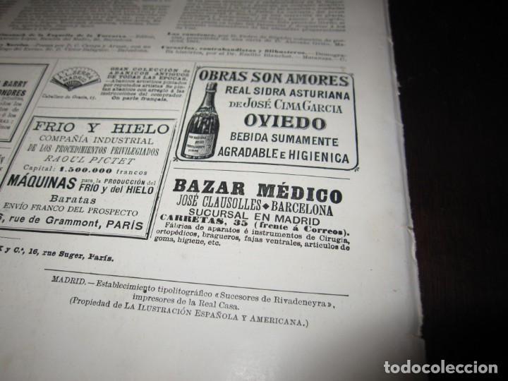 Antigüedades: Maletín 231 lentes optometría optometrista óptica circa 1900 Clausolles Madrid + publicidad 1901 - Foto 61 - 235999790